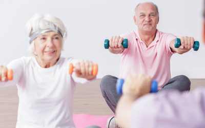 Strength Training Critical for Active, Independent Aging