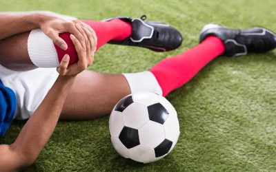Parents: Be Aware of the Signs of Sports Injuries